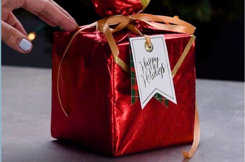 cách gói quà đẹp - Cách gói quà cực dễ và tuyệt đẹp