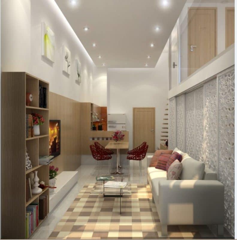 gác lửng cho chung cư 5 1012x1024 - Gác lửng cho căn hộ chung cư - tại sao lại không nhỉ
