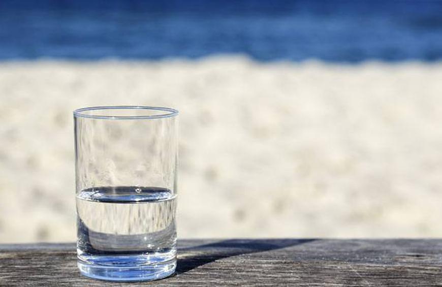 cách tạo nước mặn thành nước ngọt 1
