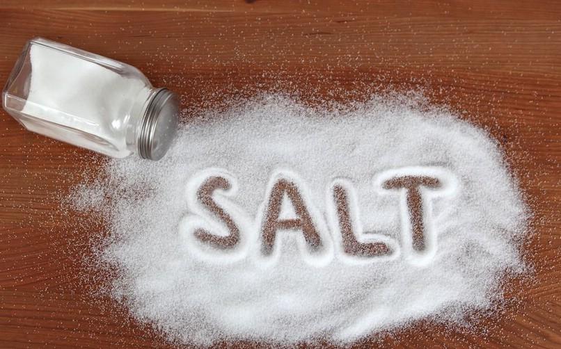 Kết quả hình ảnh cho muối ăn